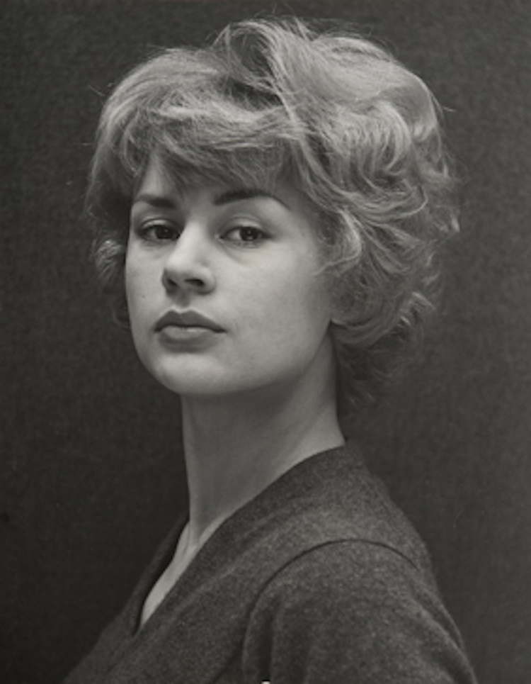 Rolf Winquist, Harriet Andersson, 1959.