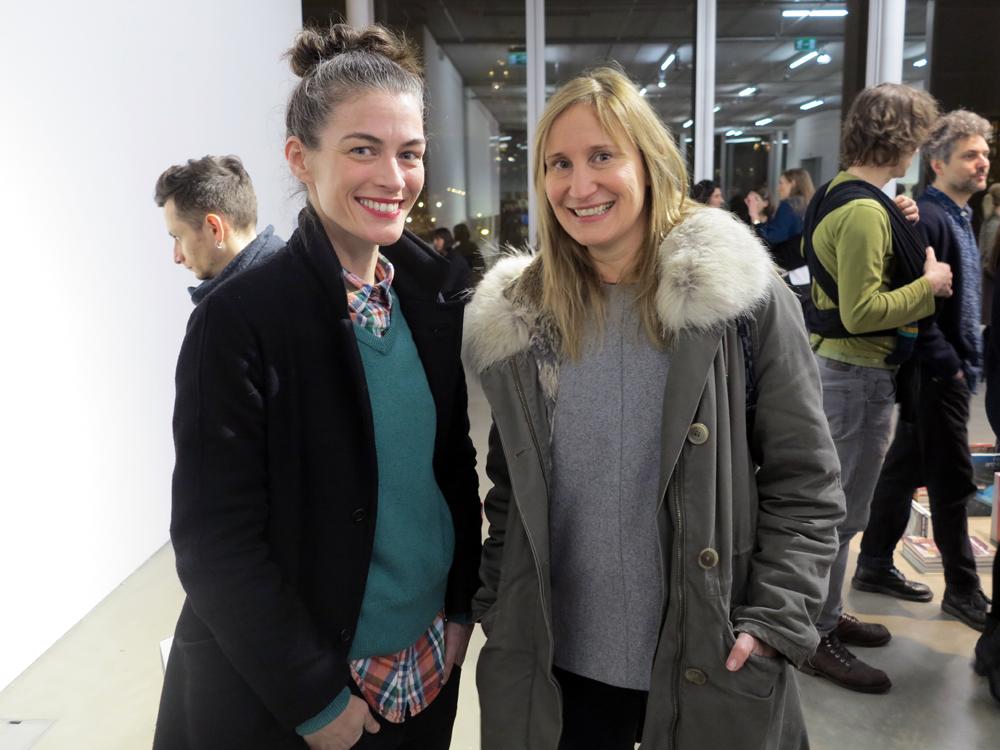 Sara Teleman och Maria Clauss