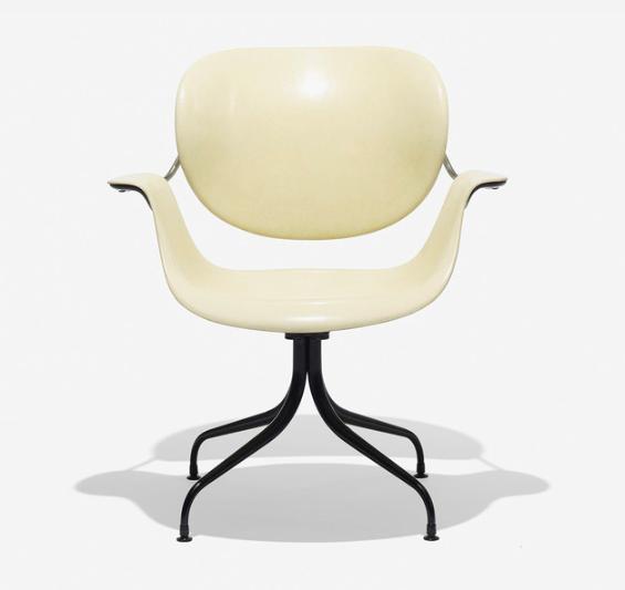 George Nelson & Associates MAA stol. Utrop: 20 400 SEK.