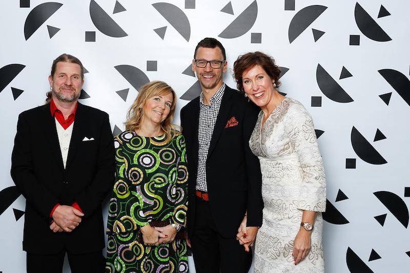 Peter Altwang, Cecilia Sandblom, Johan och Anna Fagerlind