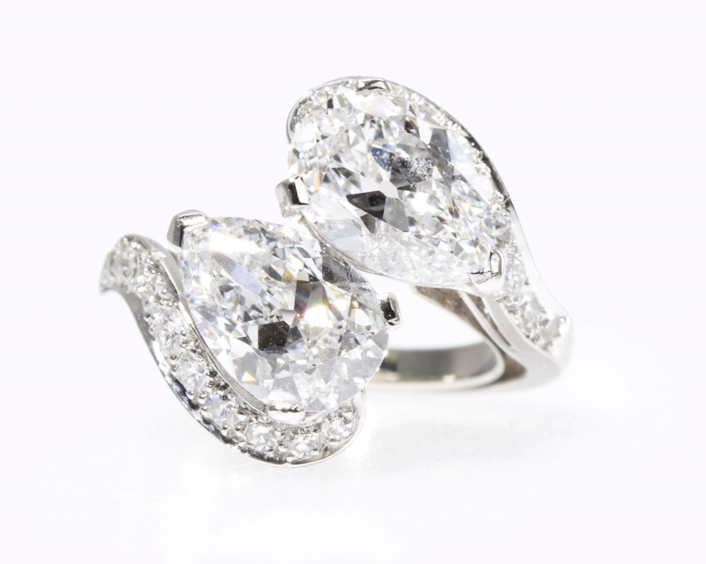 Ruser diamond ring