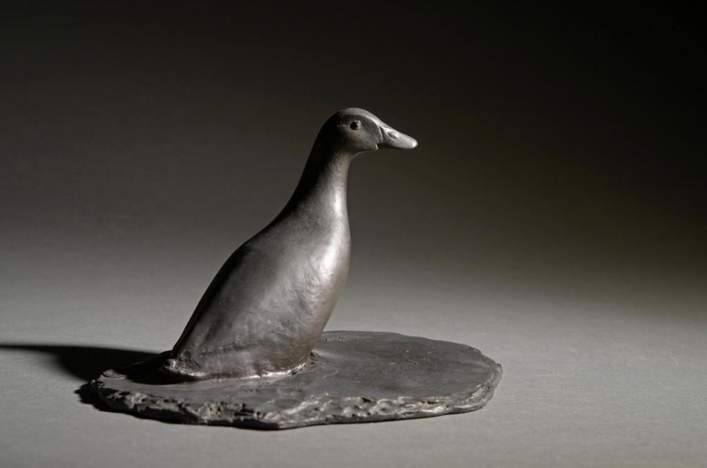 Canard sur l'eau, 1928