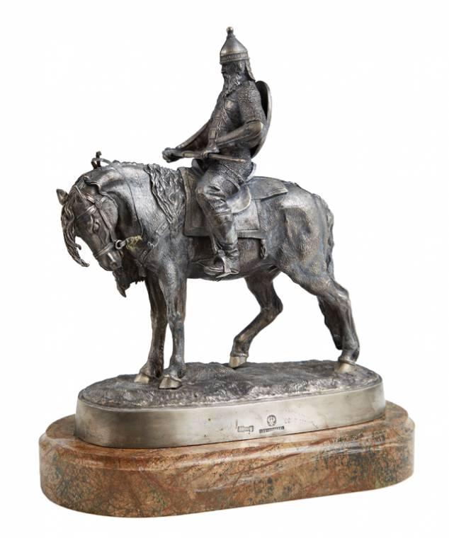 Ovchinnikov sculpture