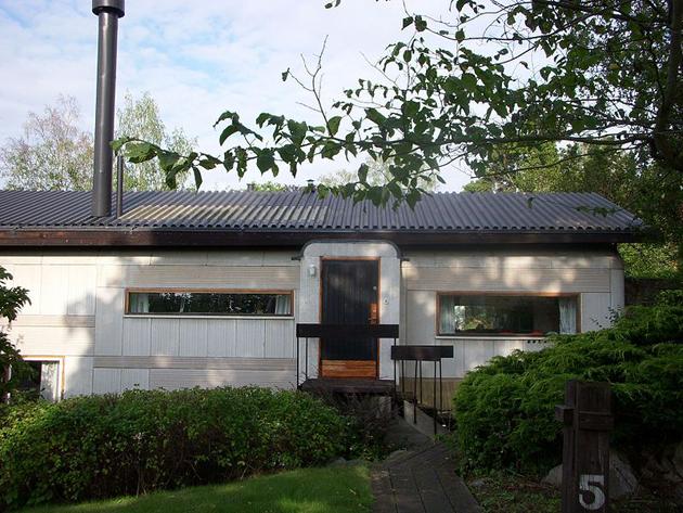 Villa Erskines_Ralph Erskines_arkitektritat boende_Drottningholm