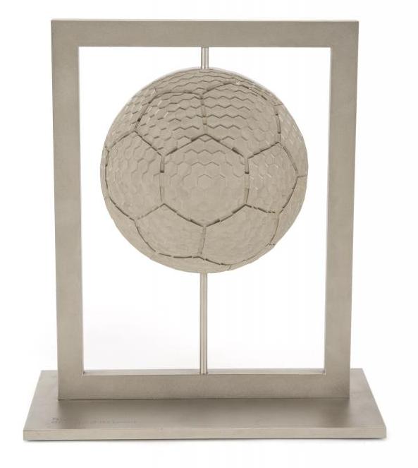 Trophée de joueur du siècle de Pelé, 2000 Julien's Auctions