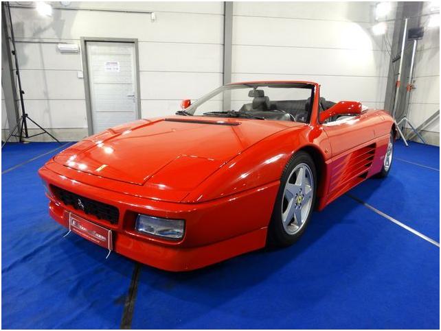Ferrari 208 GTS Intercooler - 1987