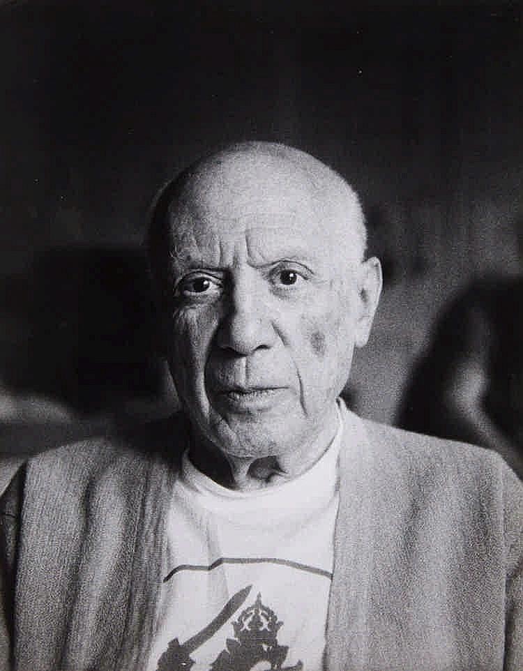 Brassai, Picasso, 1971 Lempertz Estimation Basse: 1 800 €