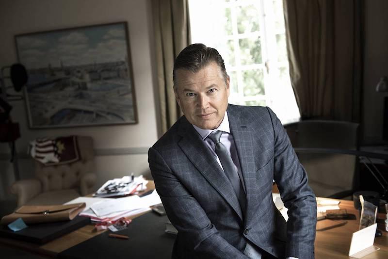 Per Taube äger flera anrika varumärken i hans företagsportfölj. Bland juvelerna finns förutom numera Stockholms Auktionsverk även Widforss, Sturebadet och inte minst Steninge Slott