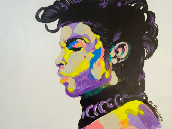 Bradley Theodore, Prince Commission, 2016