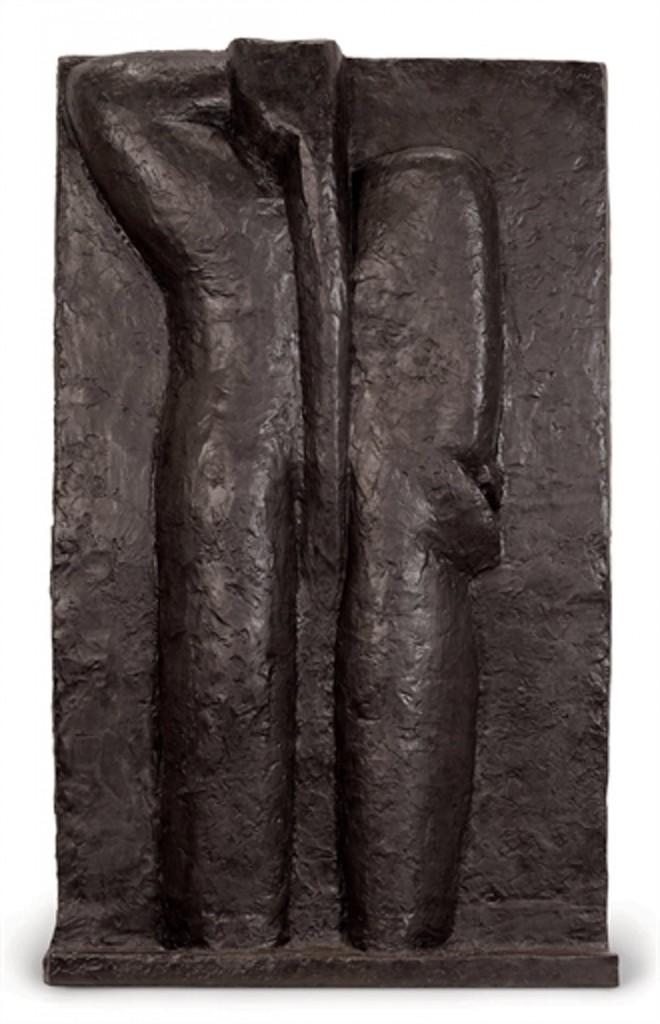 Nu de dos, 4 état (Back IV), är en av de dyraste skulpturer som någonsin har sålts. Foto: Christie's.