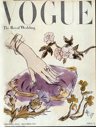 Vogue - Royal Wedding 1947