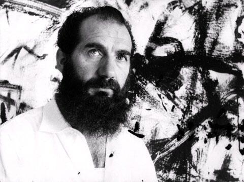 Emilio Vedova 出生於1919年