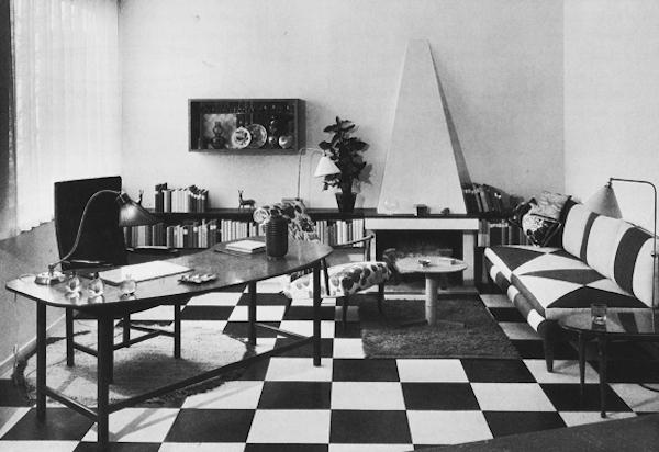 Josef Frank i New York 1939