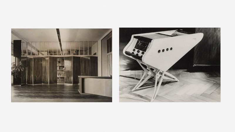 CARLO MOLLINO - Ohne Titel (zwei Arbeiten), 1944