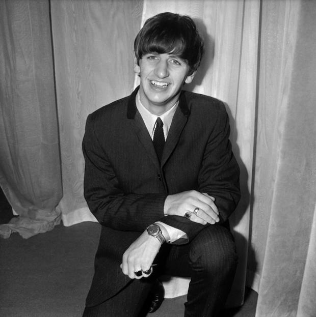 Ringo Starr, 1963. Bild: Keystone/Hulton Archive/Getty Images