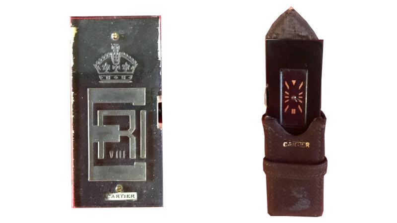 Pocket watch, Cartier. Image: Henry Aldridge