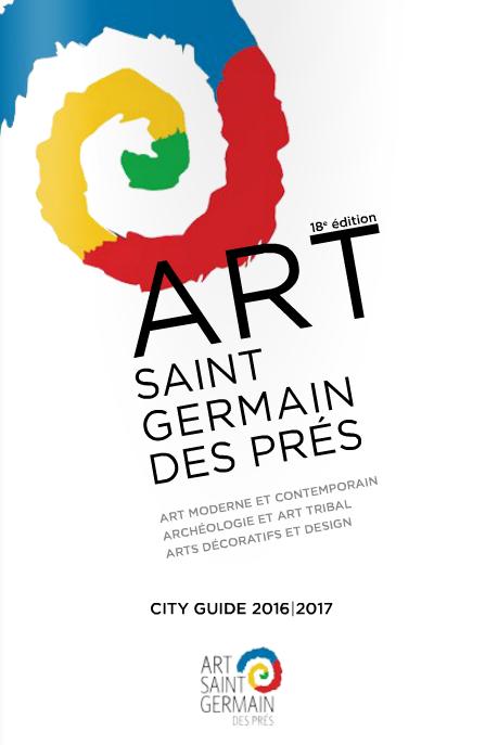 Le City Guide Art-Saint-Germain-des-Prés 2016/2017