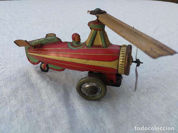 Autogiro de la firma PAYÁ (1930)