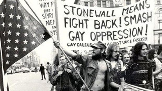 Die Stonewall-Riots | Foto: CBS News