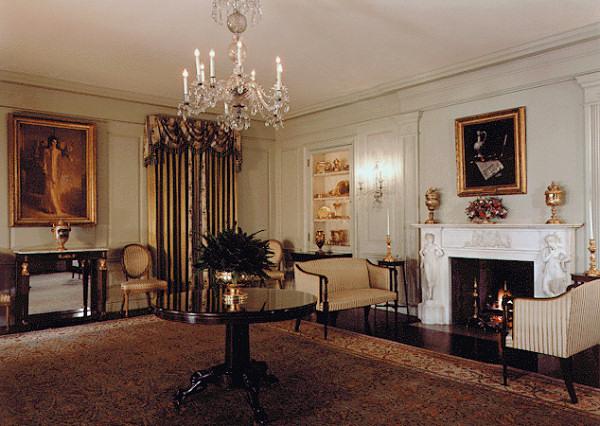 Vermeil Room, White House