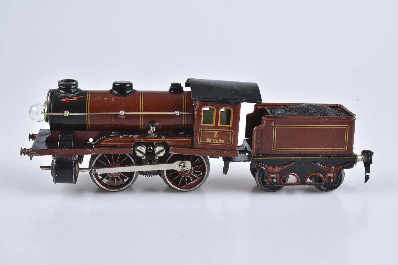 MÄRKLIN Dampflok R12950N, S0, 1929-32