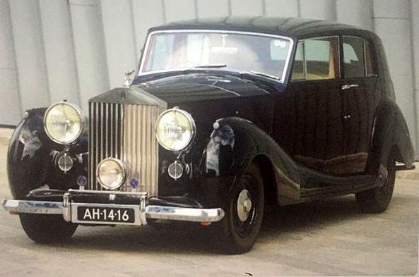 Rolls-Royce - Silver Wraith - 1950s