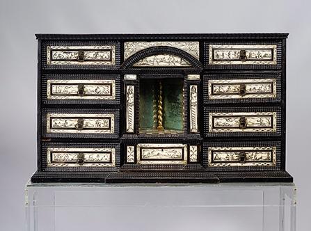 Cabinet de style italien, XVIIIe siècle