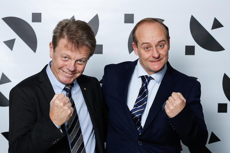 Det krävs styrka att vinna Hasselblad Award 2017. Två som inte vann men som såg starka ut var Ove Bengtson och Paul Bram Hasselblad AB
