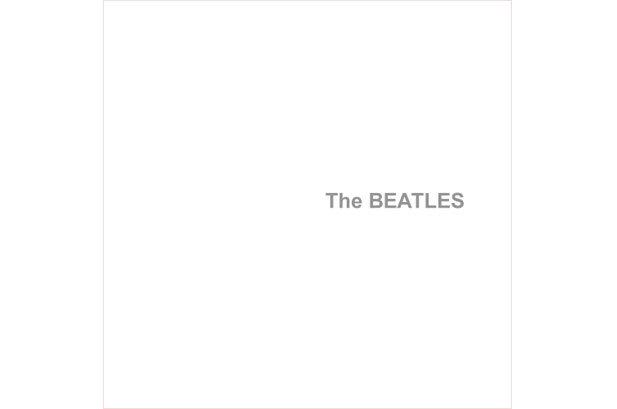Richard Hamilton's cover for the Beatle's 1968 album