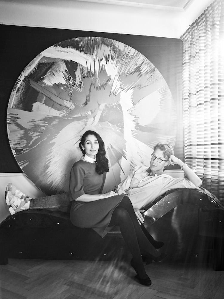 Marina Kereklidou och Michael Elmenbeck