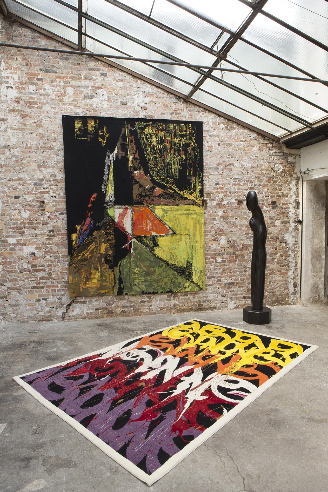 JonOne Colorful 300 x 200cm