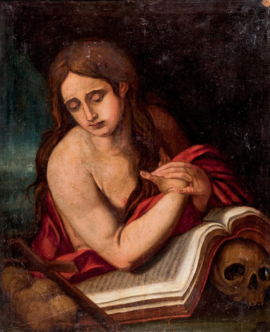Mary Magdalene. Photo: Duran Arté y Subastas