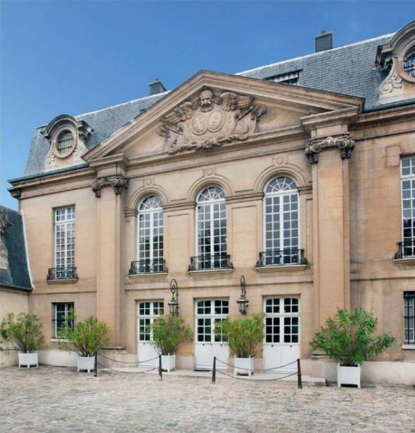 L'hôtel Arturo Lopez compte parmi les édifices remarquables de Neuilly-sur-Seine Image: Aguttes