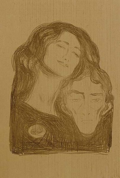 Edvard Munch, Salomé, 1903