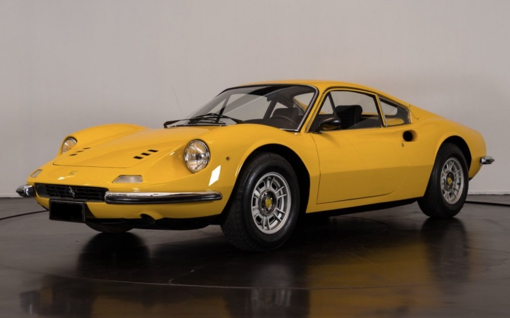 FERRARI Dino 246 GT 1971