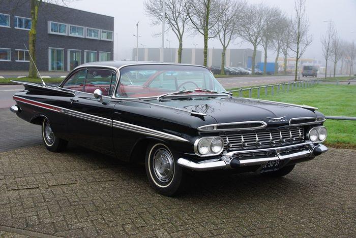Chevrolet - Impala Coupe - 1959 Schätzpreis: 57.000-74.250 EUR