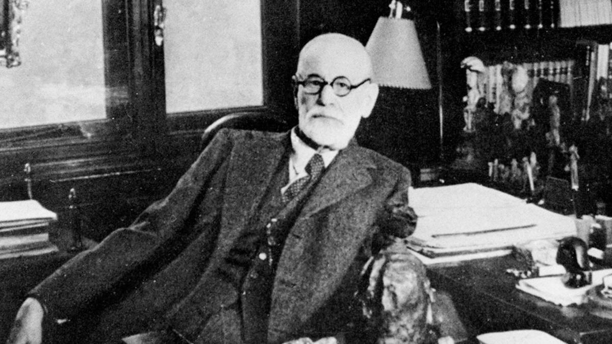 Sigmund Freud   Foto: Biography.com