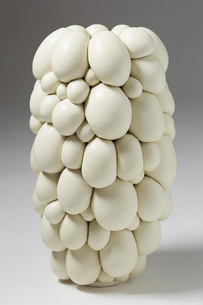 Keramik av Mårten Medbo.