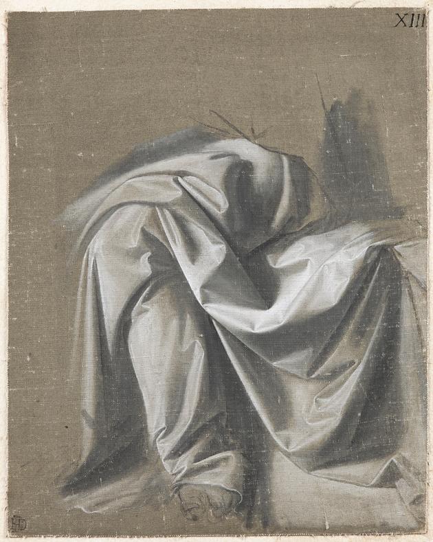 Leonardo Da Vinci_TEFAF_Maastricht fair_The Director's Choice: Master Drawings from the Fondation Custodia in Paris_TEFAF on paper_