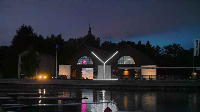 Spritmuseum på Djurgården. Foto: Mikael Sjösten för Spritmuseum.