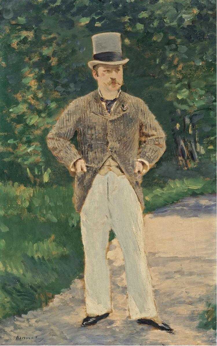 Картинки по запросу portrait of monsieur brun by edouard manet
