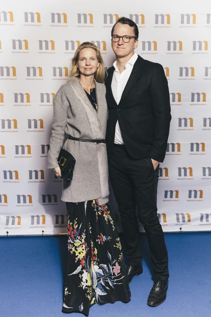 Anna och Niklas Storåkers