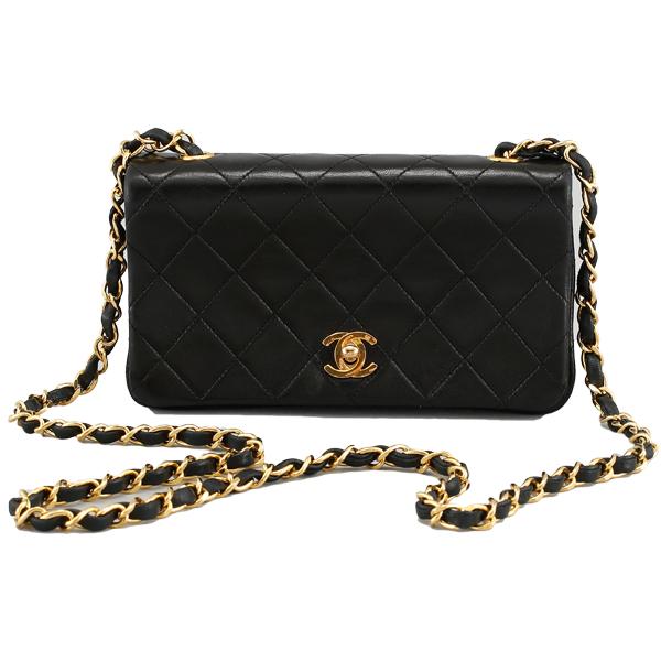 "Chanel, ""Mini Flap"". På auktion hos Bukowskis Market."