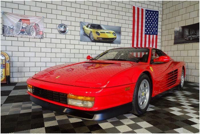 Ferrari Testarossa 5L V12 - 1991