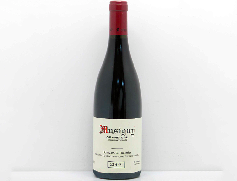 Musigny Grand Cru Georges Roumier (Domaine) 2005