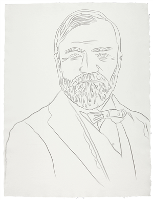 Andrew Carnegie Andy Warhol Christie's Online Only