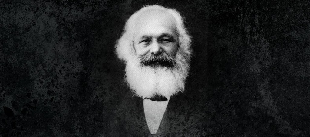Karl Marx. Foto via The week.