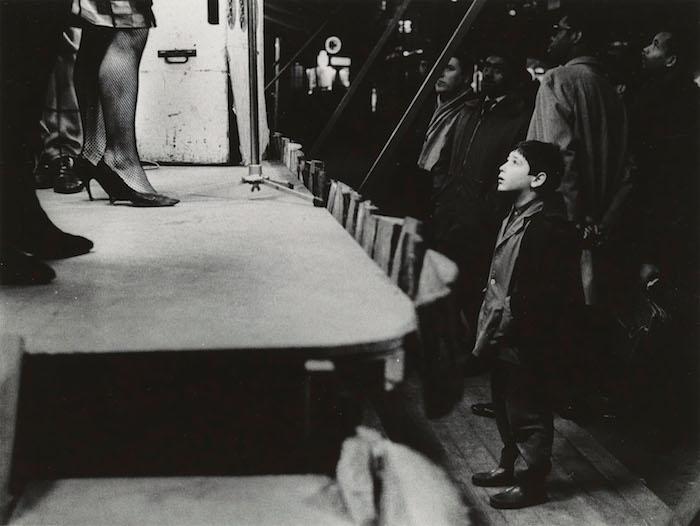 """""""Little Christer"""" från Paris 1955"""