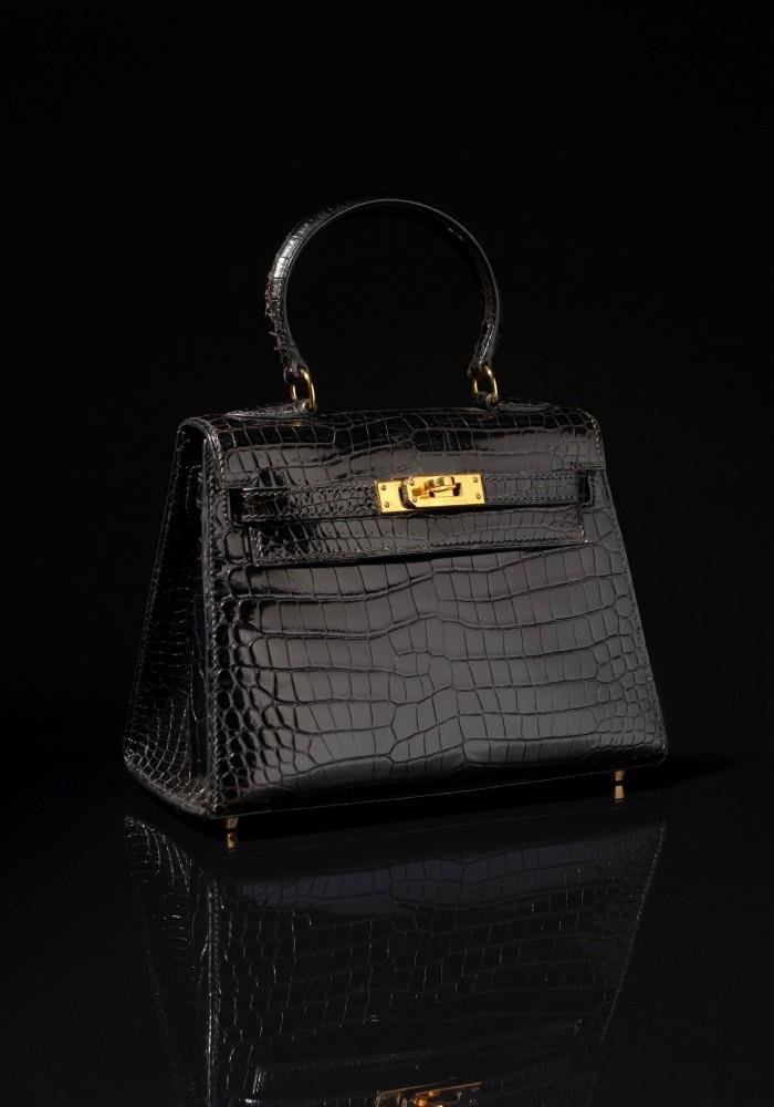 Hermès Kelly bag. Image: HVMC