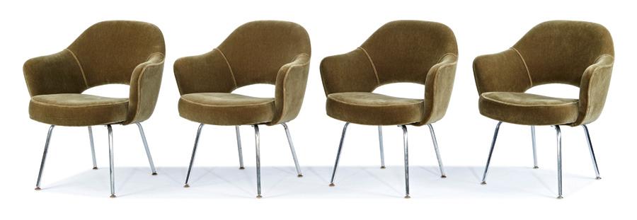 Eero Saarinen. 1950. Utropspris: 20 400 SEK. LA Modern.